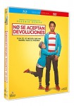 No Se Aceptan Devoluciones (Blu-Ray + Dvd)