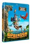 Robinson, Una Aventura Tropical (Blu-Ray)