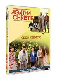 Los Pequeños Asesinatos De Agatha Christie : Cinco Cerditos