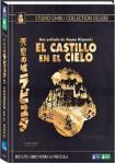 El Castillo En El Cielo (Blu-Ray + DVD + Libro) (Ed. Coleccionista)