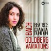 Bach Goldberg Variations: Beatrice Rana CD
