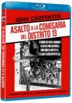 Asalto A La Comisaría Del Distrito 13 (Blu-Ray)