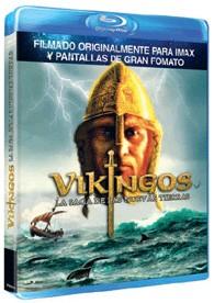 Vikingos : La Saga De Las Nuevas Tierras (Blu-Ray)