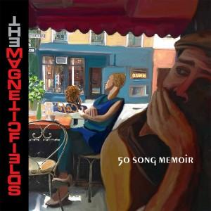 50 Song Memoir: The Magnetic Fields CD(5) Cofre