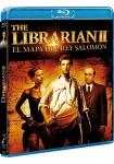 El Bibliotecario : El Mapa Del Rey Salomón (Blu-Ray)
