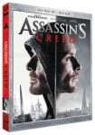 Assassin´s Creed (2016) (Blu-Ray 3d+Blu-ray)