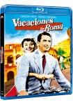 Vacaciones En Roma (Blu-Ray)