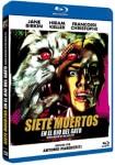Siete Muertos En El Ojo Del Gato (Blu-Ray)