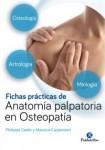 Fichas prácticas de anatomía palpatoria en osteopatía (MedicinaTapa blanda)