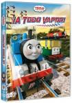 Thomas Y Sus Amigos 4 : A Todo Vapor