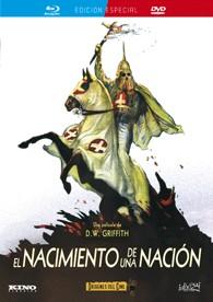 El Nacimiento De Una Nación (Blu-Ray + Dvd)
