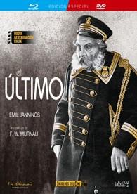 El Último (Orígenes Del Cine) (Blu-Ray + Dvd)