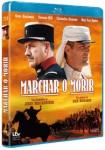 Marchar O Morir (Blu-Ray)