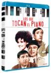 Los Que Tocan El Piano (Blu-Ray)