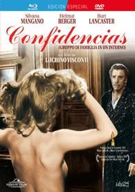 Confidencias (Blu-Ray + Dvd)