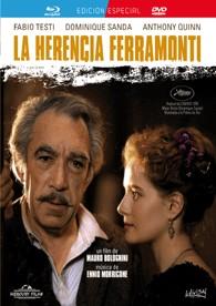 La Herencia Ferramonti (Blu-Ray + Dvd)