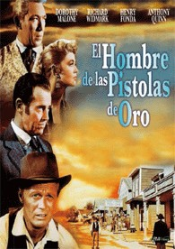 El Hombre De Las Pistolas De Oro (Blu-Ray)