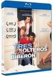 Tres Solteros Y Un Biberón (Blu-Ray)