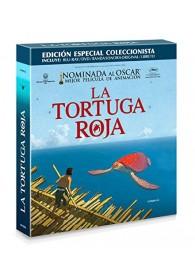La tortuga roja (Edición coleccionista combo) (Blu-Ray+DVD+BSO)