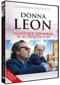 Donna Leon: Dejad que los Niños se Acerquen a Mí