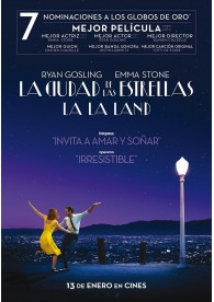 La La Land (La Ciudad De Las Estrellas) (Blu-Ray)
