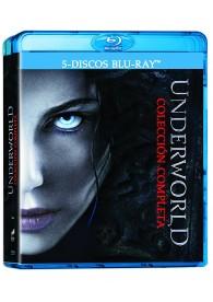 Underworld: Colección Completa (5 Películas) (Blu-Ray)