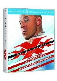 Xxx - Trilogía (Blu-Ray)