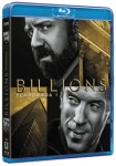 Billions (1ª Temporada) (Blu-Ray)