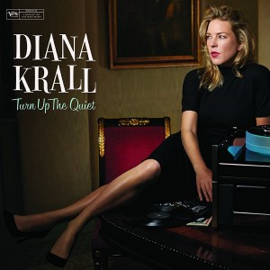 Turn Up The Quiet: Diana Krall CD