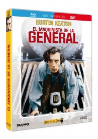 El Maquinista De La General (Blu-Ray + Dvd)