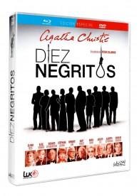Diez Negritos (Blu-Ray + Dvd)