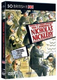 Vida y Aventuras de Nicholas Nickleby
