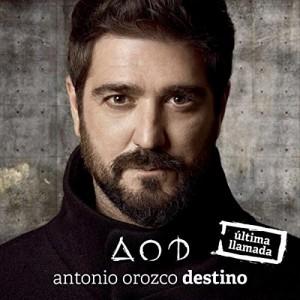 Destino: Ultima Llamada (Antonio Orozco) CD
