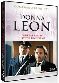 Donna Leon: Pruebas Falsas + Justicia Uniforme