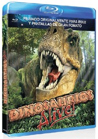 Dinosaurios Alive (Blu-Ray)