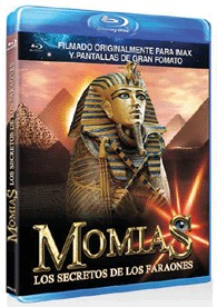 Momias, Los Secretos De Los Faraones (Blu-Ray)