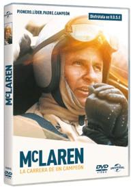 Mclaren, La Carrera De Un Campeón (V.O.S.)