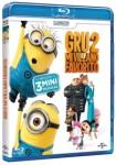 Gru 2, Mi Villano Favorito (Ed. 2017) (Blu-Ray)