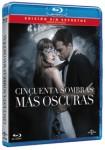Cincuenta Sombras Más Oscuras (Blu-Ray)
