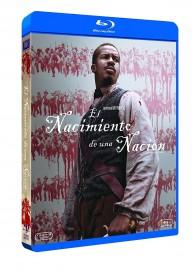 El Nacimiento De Una Nación (2016) (Blu-Ray)