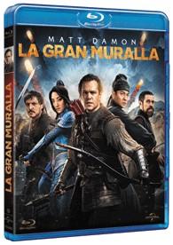 La Gran Muralla (Edición Horizontal - Blu-Ray)