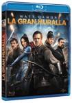 La Gran Muralla (Blu-Ray)