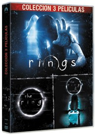 Pack The Ring 1 + The Ring 2 + The Ring 3