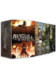 Ataque A Los Titanes (1ª Temporada)