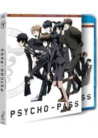 Psycho Pass : 1ª Temporada - 2ª Parte (Blu-Ray)
