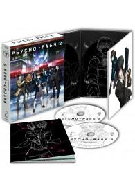 Psycho Pass : 2ª Temporada (Blu-Ray) (Ed. Coleccionista)