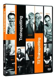 Pack Trainspotting 1 + Trainspotting 2 (Blu-Ray)