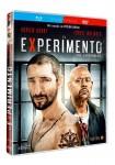 El Experimento (2010) (Blu-Ray + Dvd)