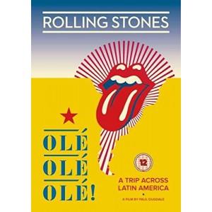 Ole, Ole, Ole! (The Rolling Stones) DVD