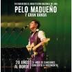 20 Años Al Borde (En Vivo) Pelo Madueño CD+DVD